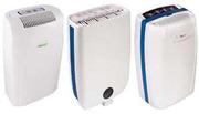 Бытовые осушители воздуха MEACO для дома,  для контроля влажности